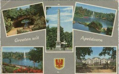 Groeten uit #Apeldoorn!